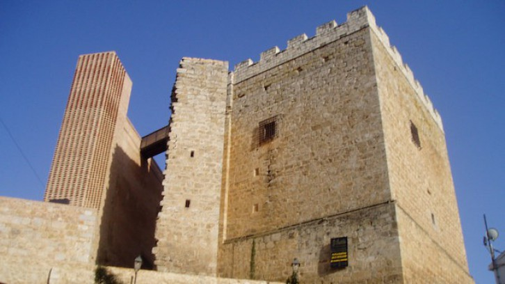 Requena and its Fortress