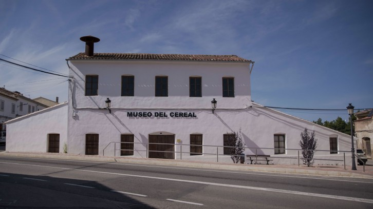 Sinarcas Flour Mill (Cereal Museum)